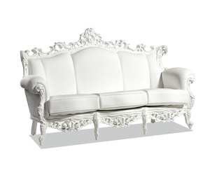 Louis II Sofa