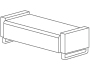 cubik bench_56