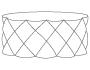 diamond pouf_2