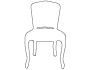 louis_armless_chair
