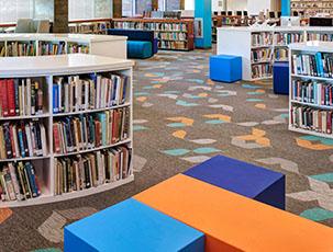 lajolla__0003_La Jolla Country Day School - Ware Malcomb - block, block 2 - library, education 2